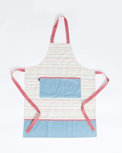 Carolyn Donnelly Eclectic Geo Printed Apron