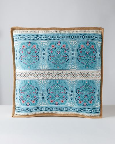 Carolyn Donnelly Eclectic XL Jute Box Cushion thumbnail