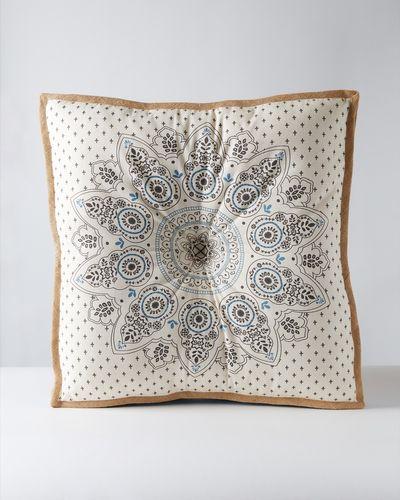 Carolyn Donnelly Eclectic XL Jute Box Cushion