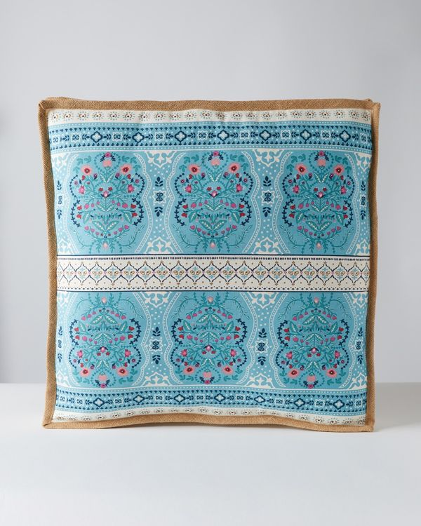 Carolyn Donnelly Eclectic XL Jute Box Cushion