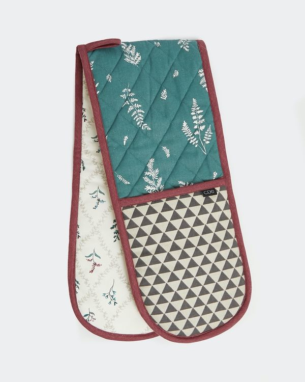 Carolyn Donnelly Eclectic Double Oven Glove