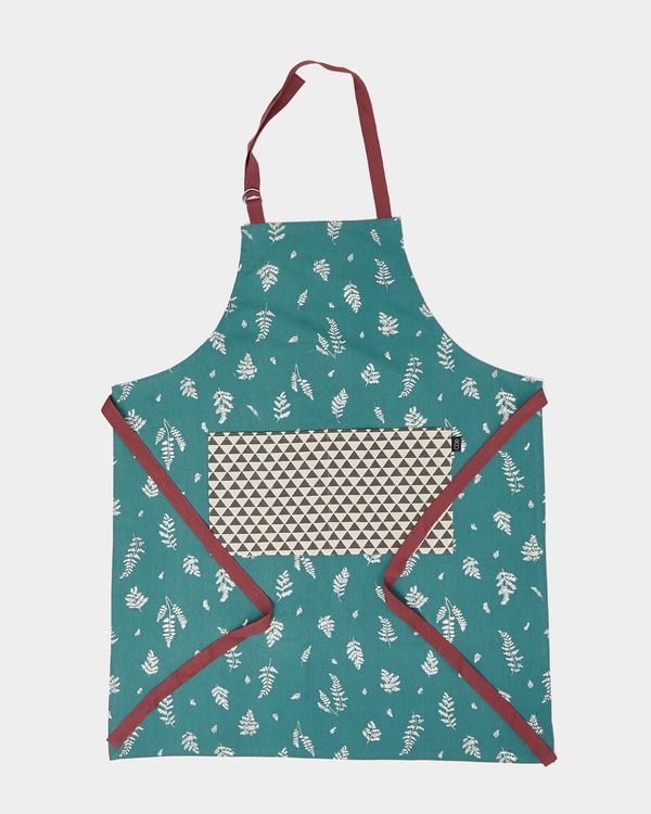 Carolyn Donnelly Eclectic Vintage Floral Apron