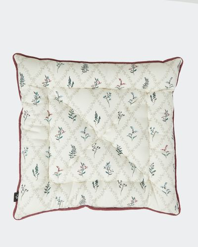 Carolyn Donnelly Eclectic Printed Seat Pad