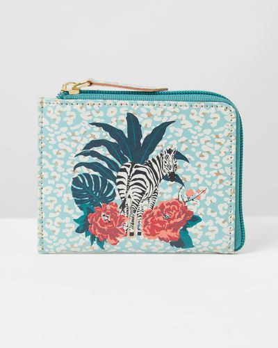 Carolyn Donnelly Eclectic Print Purse