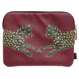 multi Carolyn Donnelly Eclectic Leopard Tablet Case