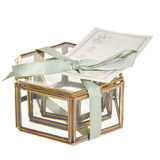gold Carolyn Donnelly Eclectic Trinket Boxes - Pack Of 3