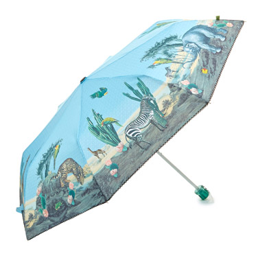 multi Carolyn Donnelly Eclectic Umbrella