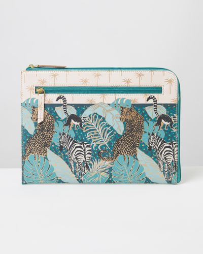 Carolyn Donnelly Eclectic Leather Tablet Case thumbnail