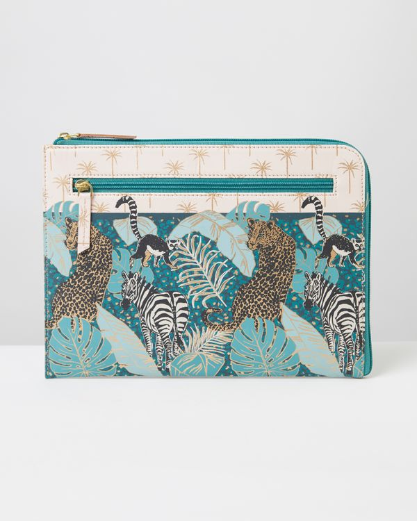 Carolyn Donnelly Eclectic Leather Tablet Case
