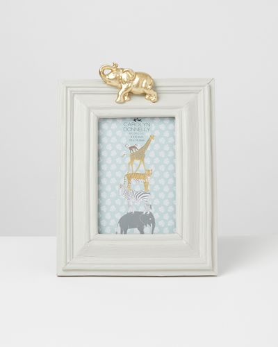 Carolyn Donnelly Eclectic Elephant Frame