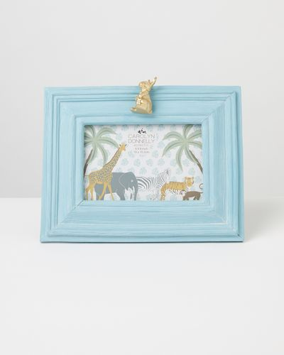 Carolyn Donnelly Eclectic Bunny Frame
