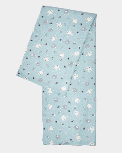 Carolyn Donnelly Eclectic Printed Muslin Swaddle Cloth