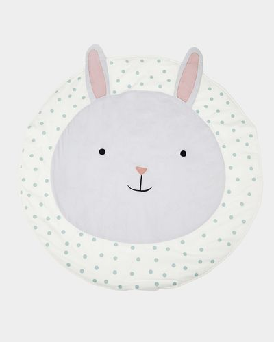 Carolyn Donnelly Eclectic Rabbit Floor Mat