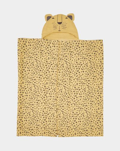 Carolyn Donnelly Eclectic Animal Hooded Towel