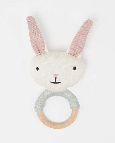 Carolyn Donnelly Eclectic Rabbit Rattle
