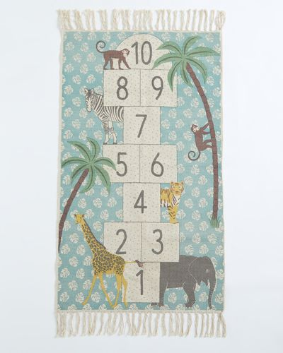 Carolyn Donnelly Eclectic Hopscotch Mat