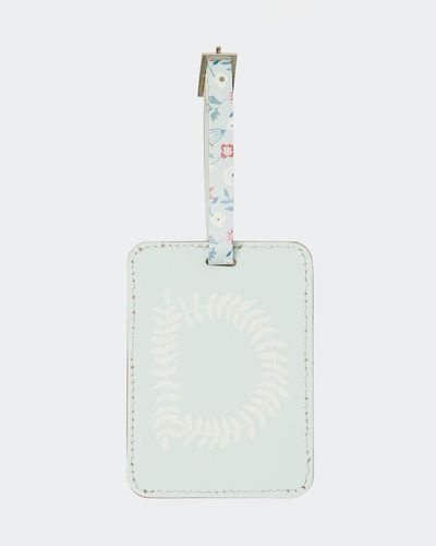 Carolyn Donnelly Eclectic Alphabet Luggage Tag