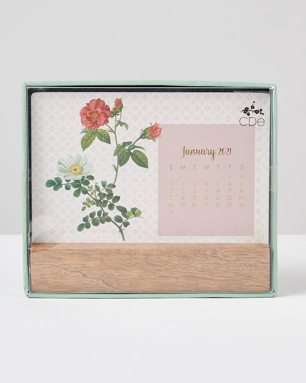 Carolyn Donnelly Eclectic Boxed Calendar
