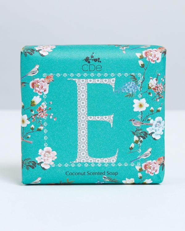 Carolyn Donnelly Eclectic Alphabet Soap