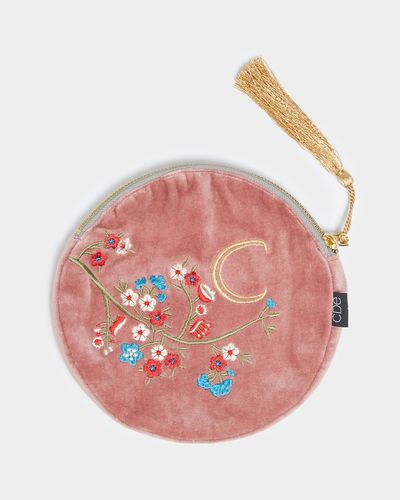 Carolyn Donnelly Eclectic Alphabet Purse