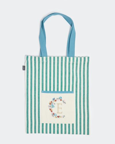Carolyn Donnelly Eclectic Alphabet Tote