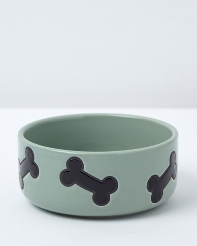 Carolyn Donnelley Eclectic Pet Bowl
