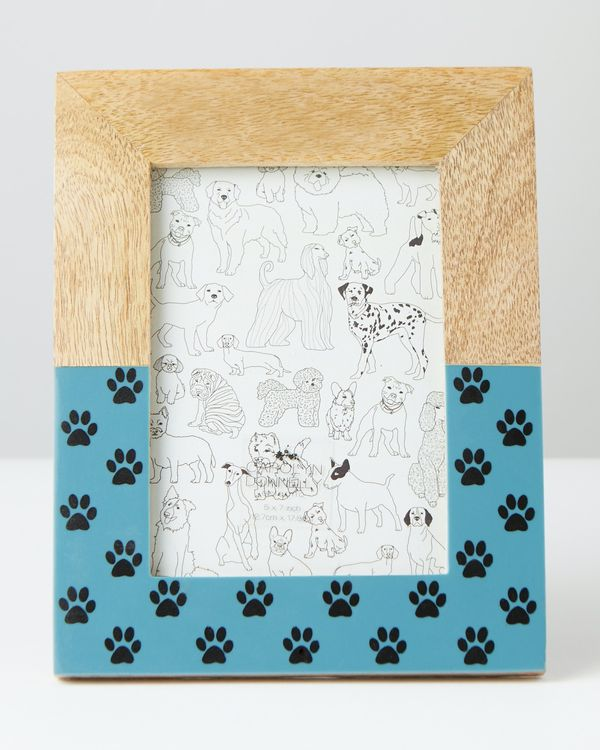 Carolyn Donnelly Eclectic Pet Frame