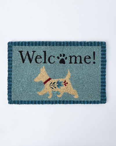 Carolyn Donnelly Eclectic Doggy Doormat