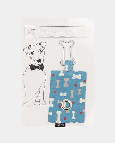 Carolyn Donnelly Eclectic Dog Waste Bag Dispenser