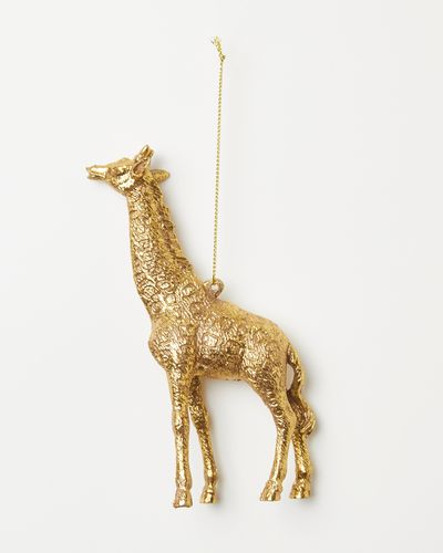 Carolyn Donnelly Eclectic Giraffe Decoration