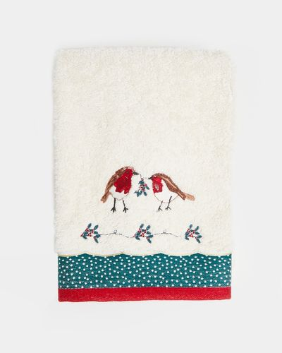 Carolyn Donnelly Eclectic Robin Hand Towel thumbnail
