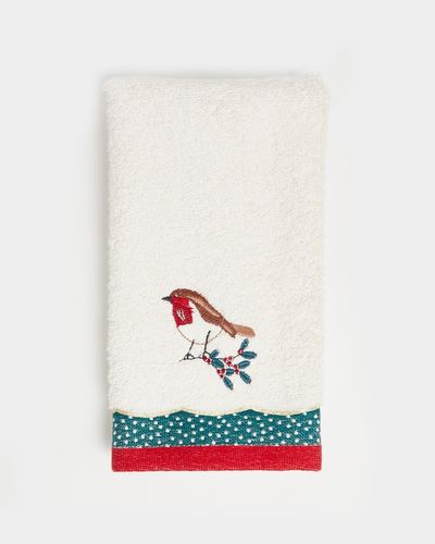 Carolyn Donnelly Eclectic Robin Guest Towel
