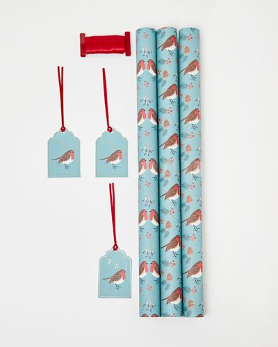 Carolyn Donnelly Eclectic Christmas Wrapping Paper Set