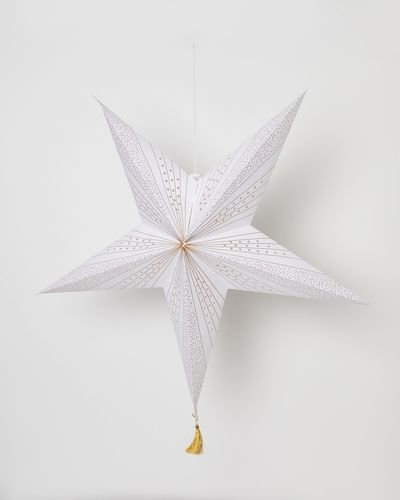 Carolyn Donnelly Eclectic X-Large Paper Star