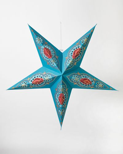 Carolyn Donnelly Eclectic Paper Star