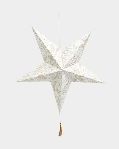 Carolyn Donnelly Eclectic Design Tassel Star