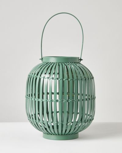 Carolyn Donnelly Eclectic Bamboo Lantern