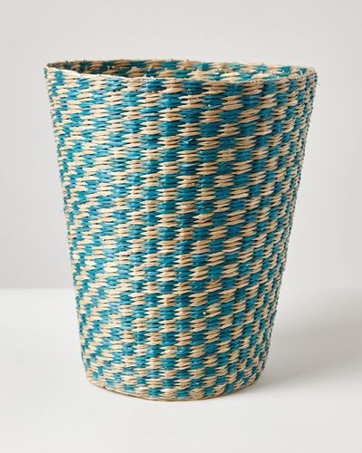 Carolyn Donnelly Eclectic Large Seagrass Basket