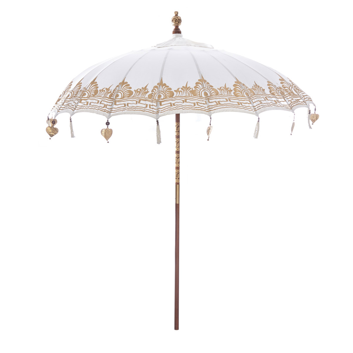 Dunnes Stores Cream Carolyn Donnelly Eclectic Bali Parasol