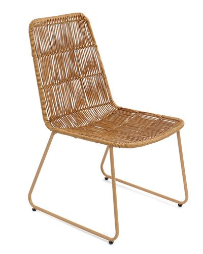 Carolyn Donnelly Eclectic Weave Dinner Chair