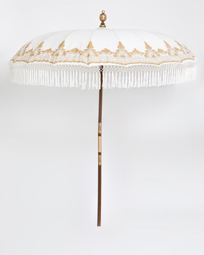 Carolyn Donnelly Eclectic Morocco Parasol