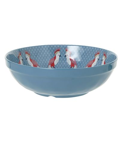 Carolyn Donnelly Eclectic Paradise Melamine Bowl