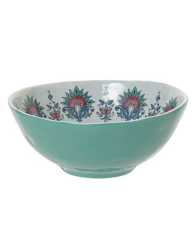 Carolyn Donnelly Eclectic Paradise Melamine Dip Bowl