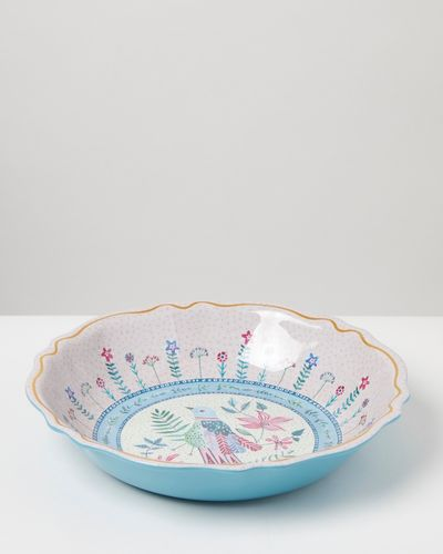 Carolyn Donnelly Eclectic Scalloped XL Bowl