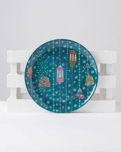 Carolyn Donnelly Eclectic Marrakesh Melamine Side Plate thumbnail