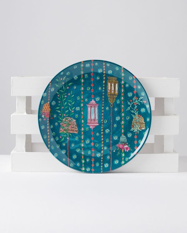 Carolyn Donnelly Eclectic Marrakesh Melamine Side Plate