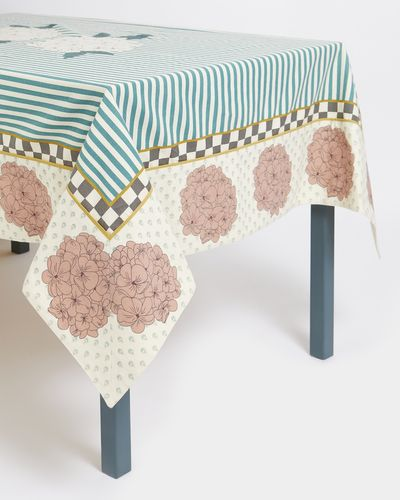 Carolyn Donnelly Eclectic Bloom Tablecloth