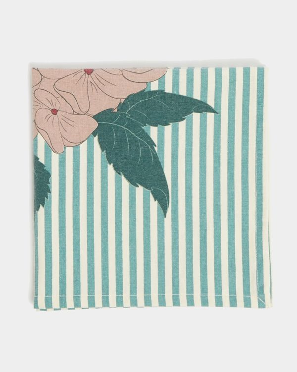 Carolyn Donnelly Eclectic Bloom Napkin