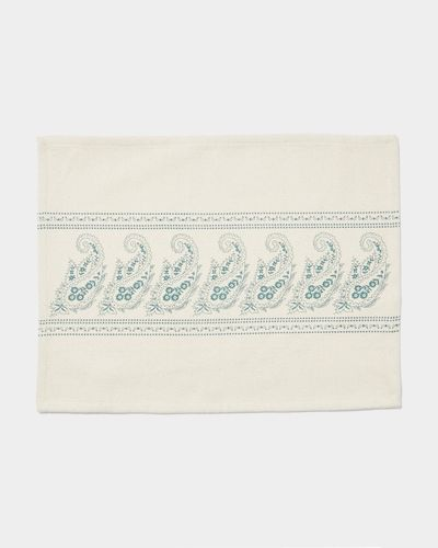 Carolyn Donnelly Eclectic Paisley Placemat
