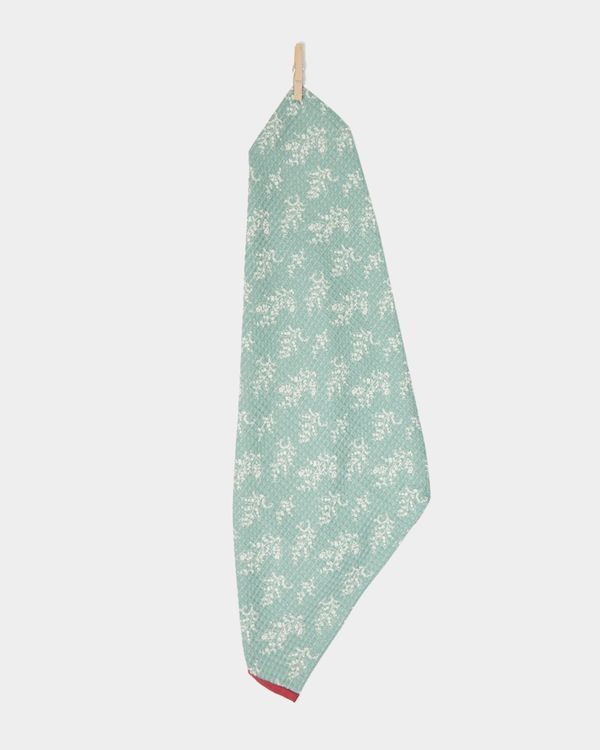Carolyn Donnelly Eclectic Paisley Tea Towel